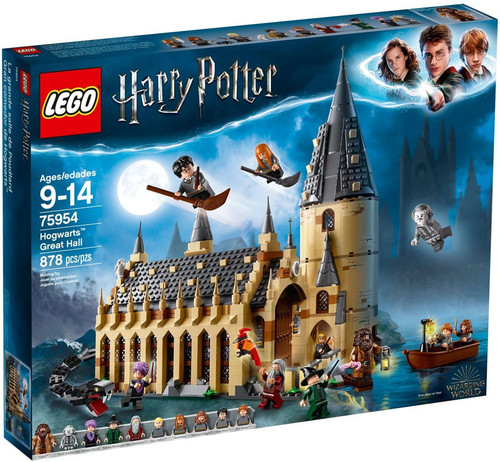 LEGO Harry Potter Hogwarts Great Hall Set #75954