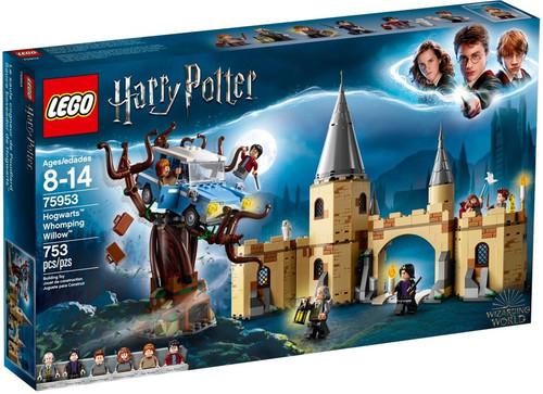 LEGO Harry Potter Hogwarts Whomping Willow Set #75953