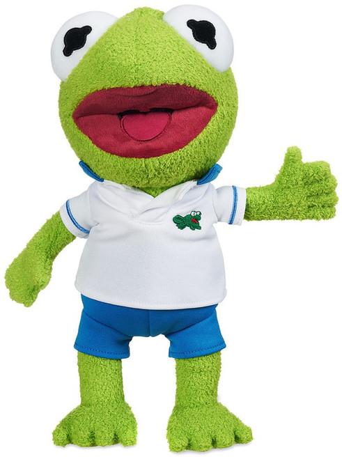 Disney Junior Muppet Babies Kermit Exclusive 12-Inch Medium Plush