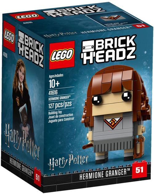 LEGO Harry Potter Brick Headz Hermione Granger Set #41616