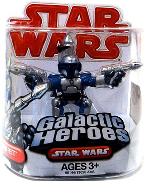 Star Wars Galactic Heroes Jango Fett Mini Figure