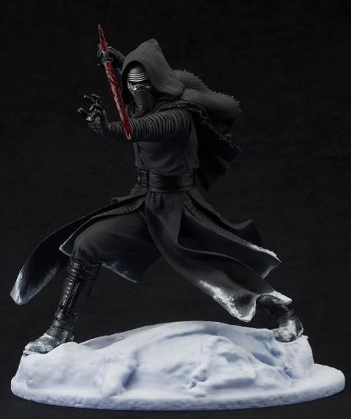 Star Wars The Force Awakens ArtFX Kylo Ren Statue