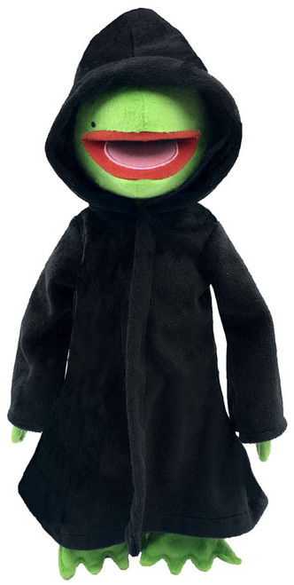 The Muppets Muppets Most Wanted Constantine Exclusive 12-Inch Plush [Dark Kermit]