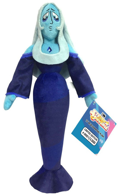 Steven Universe Blue Diamond Exclusive 12-Inch Jumbo Plushie