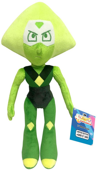 Steven Universe Peridot Exclusive 12-Inch Plushie