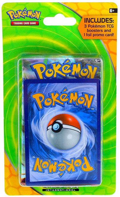 Trading Card Game Pokemon Booster 3-Pack [with Foil Promo Card, 2018]