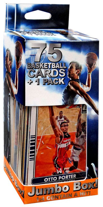 Fairfield Basketball Trading Card JUMBO Box [75 Cards + 1 Pack]