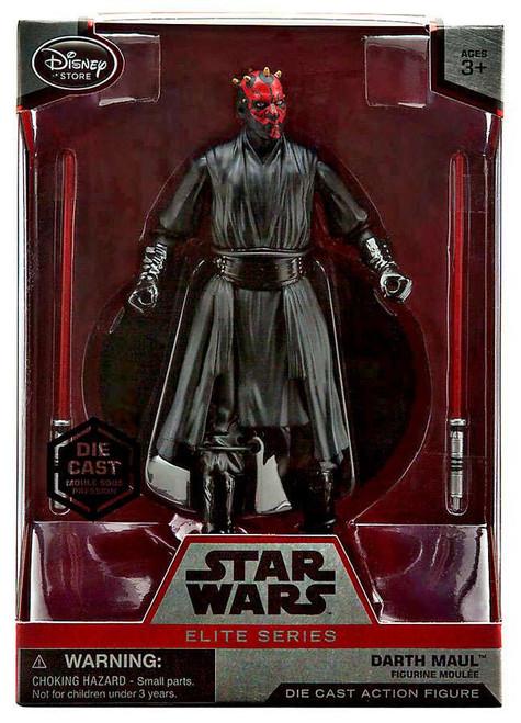 Disney Star Wars The Force Awakens Elite Darth Maul Exclusive 7.5-Inch Diecast Figure