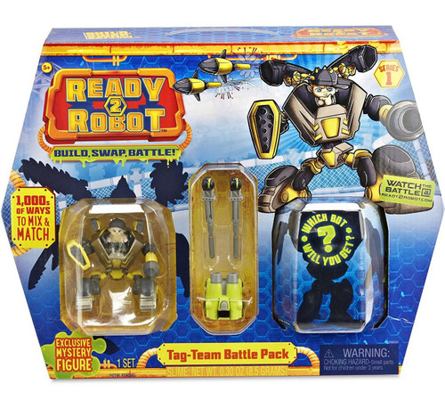 Ready2Robot Series 1 Tag Team Battle Pack