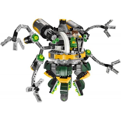 LEGO Marvel Super Heroes Octo-Bot [Loose]