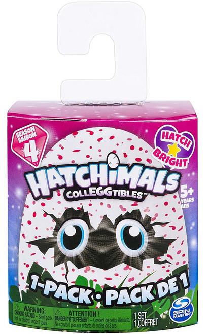 Hatchimals Colleggtibles Season 4 Hatch Bright Mystery 1-Pack