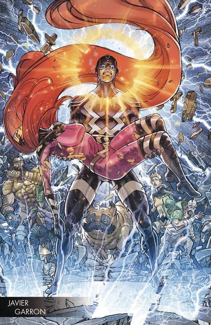 Marvel Comics Death of Inhumans #1 of 5 Comic Book [Garron Young Guns Variant]