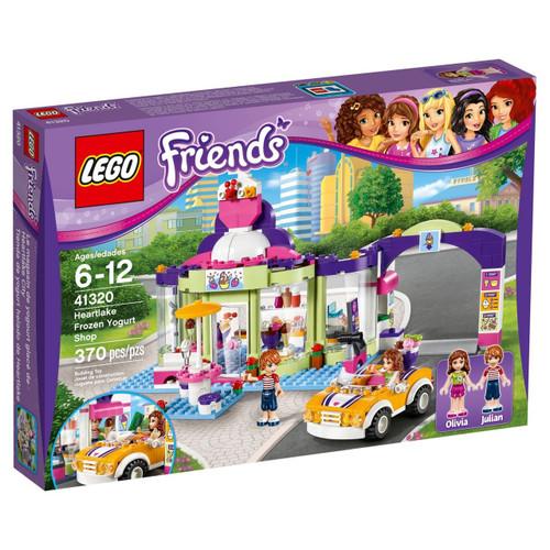 LEGO Friends Heartlake Frozen Yogurt Shop Exclusive Set #41320