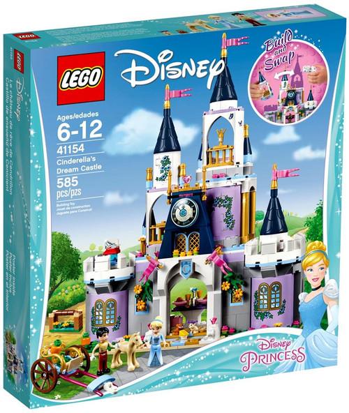 LEGO Disney Princess Cinderella's Dream Castle Set #41154