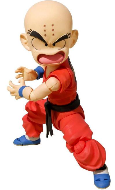 Dragon Ball S.H. Figuarts Kid Krillin Action Figure