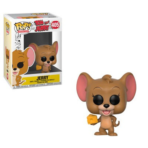 Funko Tom and Jerry POP! Animation Jerry Vinyl Figure #405