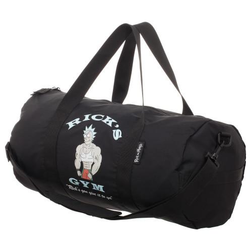 Rick & Morty Rick's Gym Duffle Bag