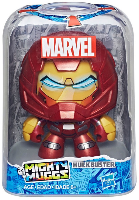 Marvel Mighty Muggs Hulkbuster Vinyl Figure