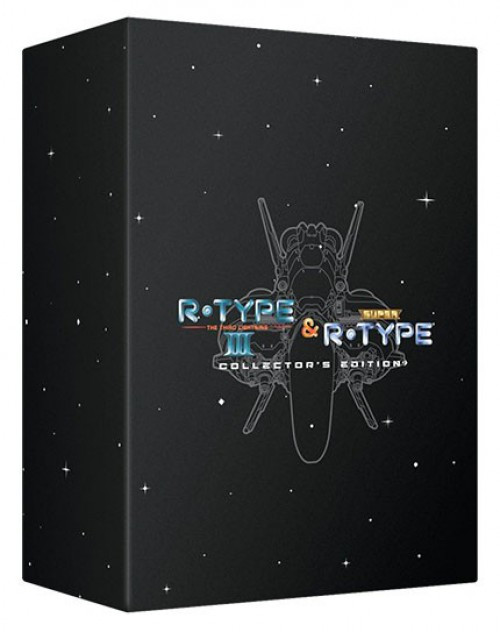Nintendo SNES R-Type Collector's Edition Video Game 16-Bit Cartridge
