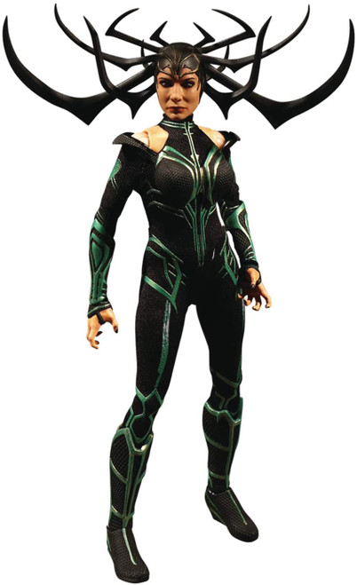Marvel One:12 Collective Hela Action Figure [Thor: Ragnarok]