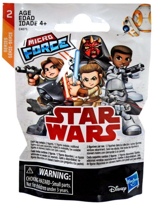 Star Wars Micro Force Series 2 Mystery Pack