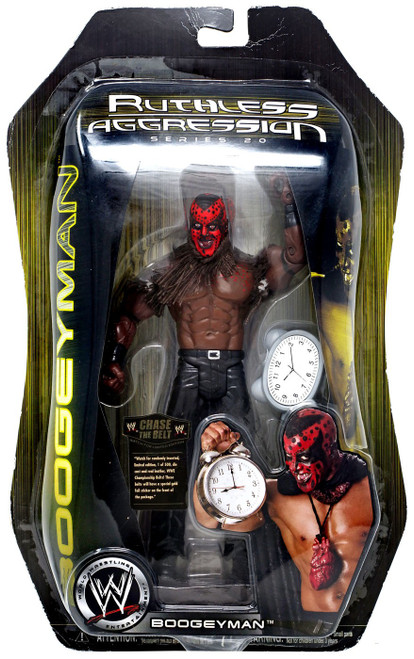 WWE Wrestling Ruthless Aggression Series 20 Boogeyman Action Figure