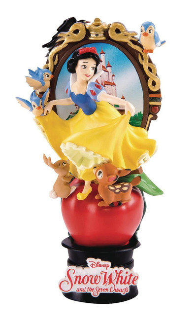 Disney D-Select Snow White 6-Inch Diorama Statue DS-013