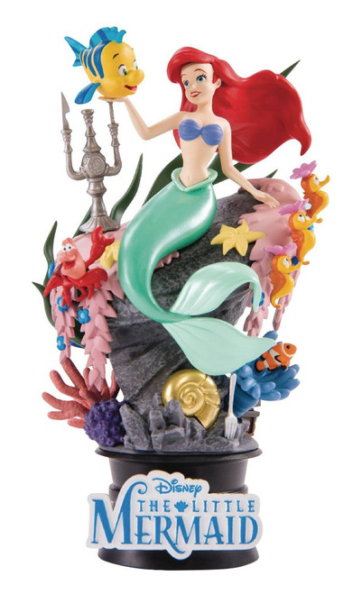 Disney The Little Mermaid D-Select Ariel 6-Inch Diorama Statue DS-012