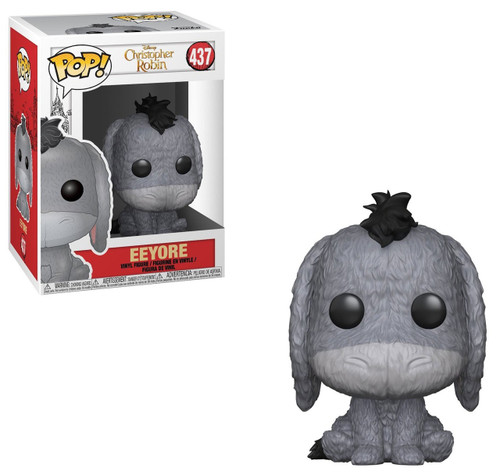 Funko Christopher Robin POP! Disney Eeyore Vinyl Figure #437 [CR Movie]