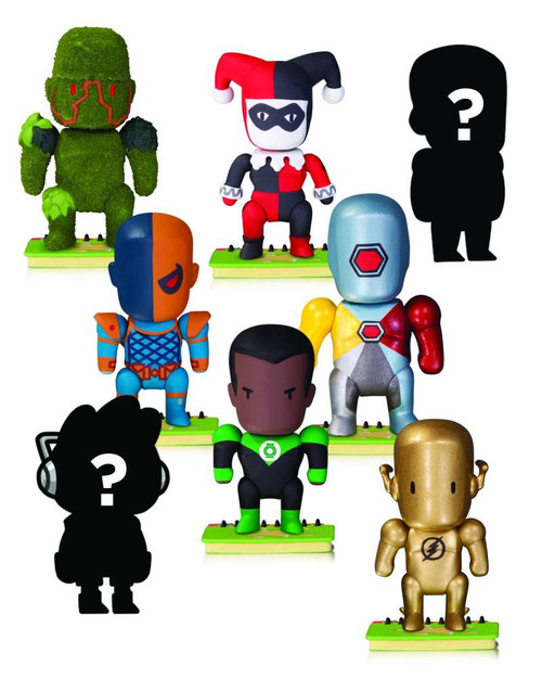 DC Scribblenauts Unmasked Series 5 Mystery Box