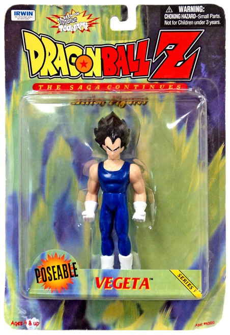 Dragon Ball Z Vegeta Action Figure [Regular]