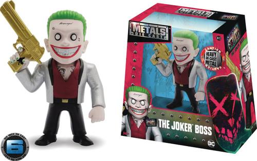 DC Suicide Squad Metals The Joker Boss Action Figure