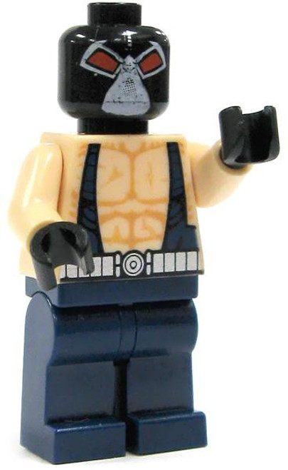 LEGO Batman Bane Minifigure #1 [Loose]
