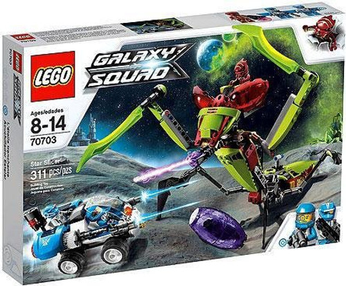 LEGO Galaxy Squad Star Slicer Exclusive Set #70703 [Damaged Package]