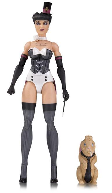 DC Bombshells Zatanna Action Figure