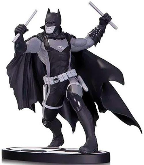 Black & White Batman 6-Inch Statue [Earth 2]
