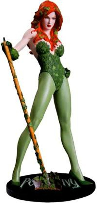 Batman Cover Girls of the DC Universe Poison Ivy Statue