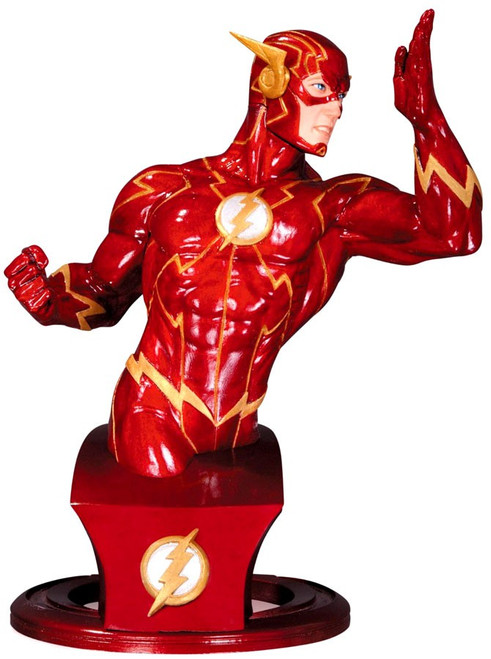 DC The New 52 Super Heroes The Flash Bust
