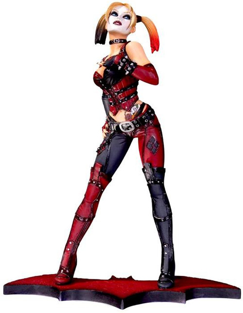 Batman Arkham City Harley Quinn Exclusive 7-Inch Statue
