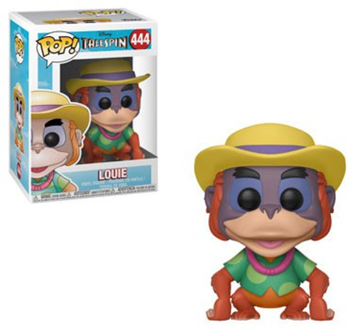 Funko TaleSpin POP! Disney Louie Vinyl Figure #444 [Green Shirt, Regular Version]