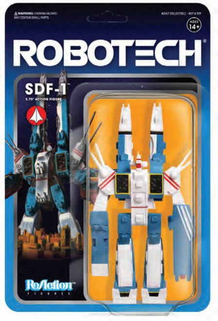 ReAction Robotech SDF-1 Action Figure