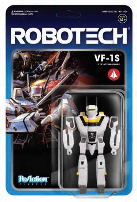 ReAction Robotech VF-1S Action Figure