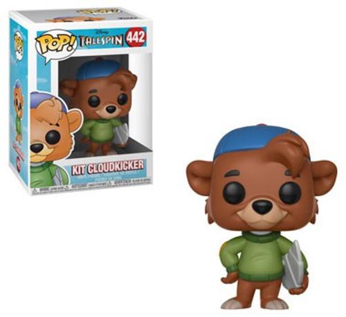 Funko TaleSpin POP! Disney Kit Cloudkicker Vinyl Figure #442