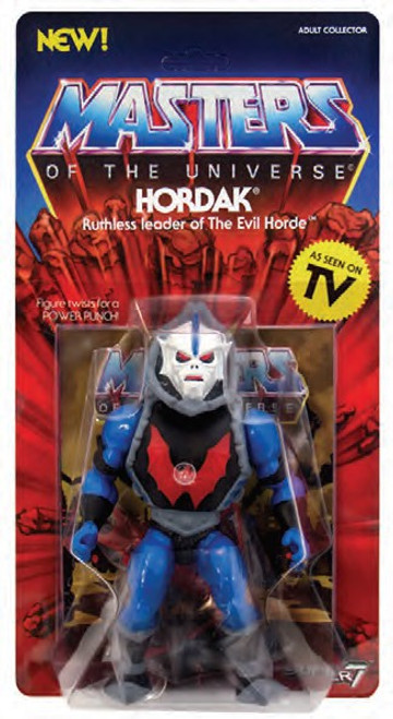 Masters of the Universe Vintage Series 1 Hordak Action Figure