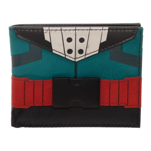 My Hero Academia Izuku Midoriya Bi-Fold Wallet