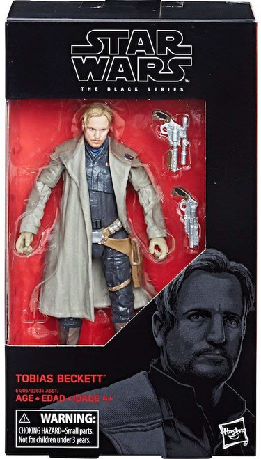 Solo A Star Wars Story Black Series Tobias Beckett Action Figure