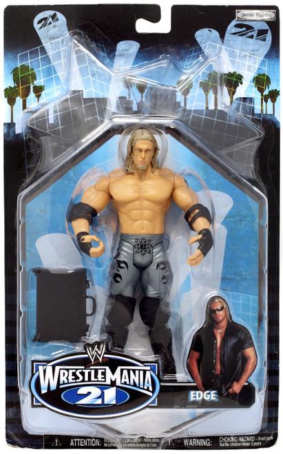 WWE Wrestling WrestleMania 21 Series 3 Edge Exclusive Action Figure