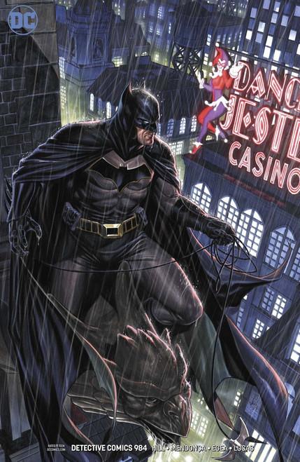 DC Detective Comics #984 Comic Book [Variant]
