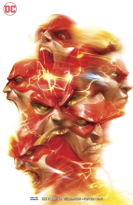 DC The Flash #50 Comic Book [Variant]