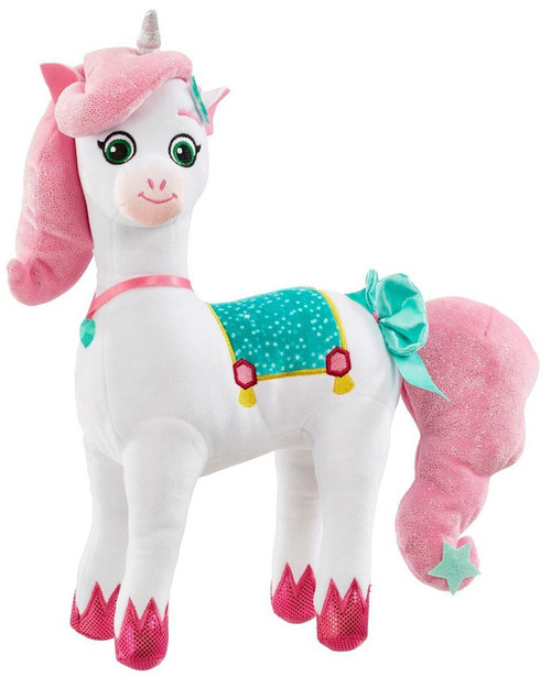 Nickelodeon Nella The Princess Knight Trinket 12-Inch Plush
